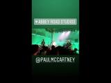 Paul McCartney – Drive My Car (23.007.2018) Live at the Abbey Road Studios
