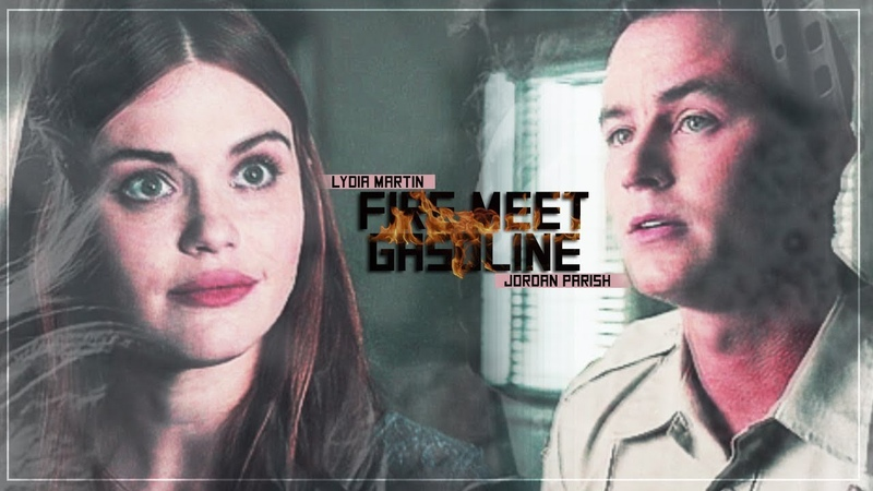 ● parrish lydia | fire meet gasoline