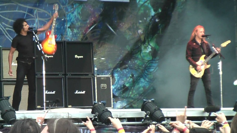 Alice in Chains A looking in view LIVE Sonisphere, Sofia, Bulgaria 2010-06-23 1080p FULL HD