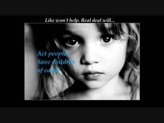 We speak in different voices (Save the children)