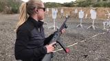 Corinne Mosher Ruger PC Carbine Rapid Reload