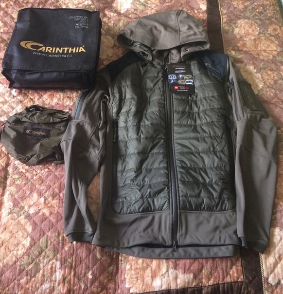 Albert Langmann Приветствую!В продаже Куртка Carinthia Модель isg 2.0  G-LoftРазмер LЦвет… e117ca17e372f