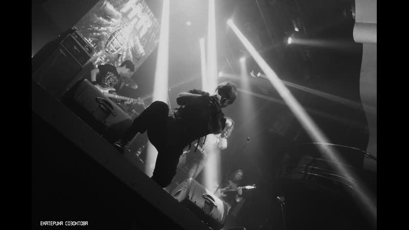 HMR - Темный город (Live in Gaudi - 24 февраля 2019)