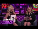 Chloë Grace Moretz And Vicki Gunvalson Rate Vicki Gunvalson's Freakouts ¦ RHOC ¦ WWHL