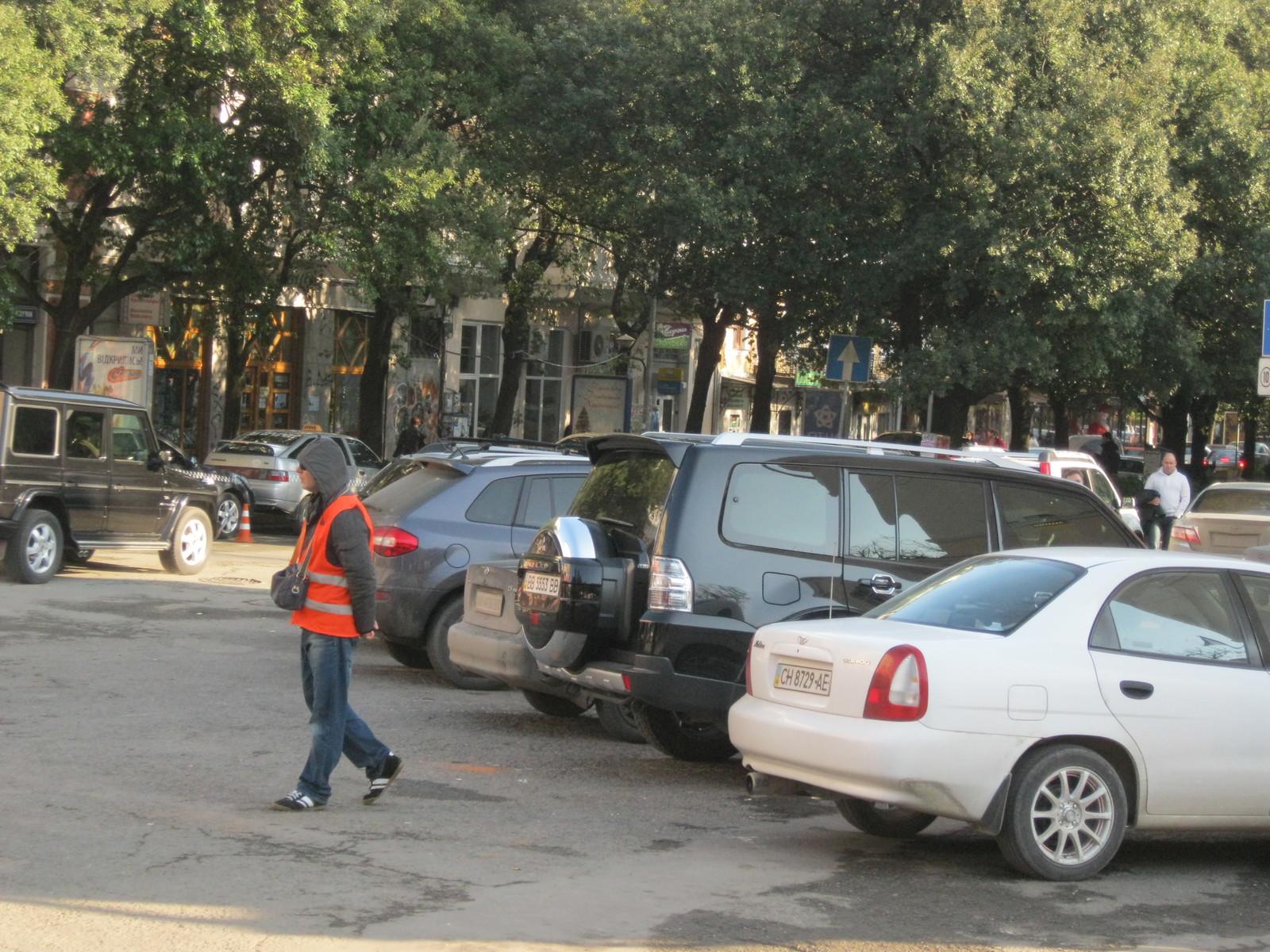 АвтоТУРИСТЫ! Платить за БЕСПЛАТНУЮ парковку в Крыму!?