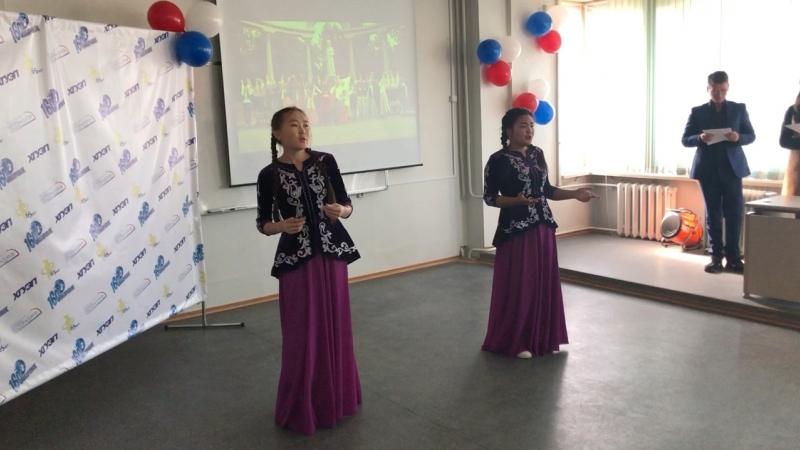 Песня на киргизском