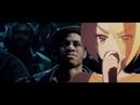 Anime Rap! Saki Nikaidou Batlle Eminem Зомбиленд. Сага / Zombieland Saga