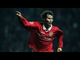Как играл Райан Гиггз The best of Giggs