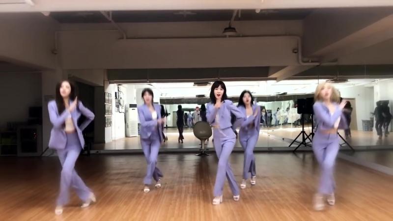 라붐(LABOUM) - Love Game Dance Practice Suit ver