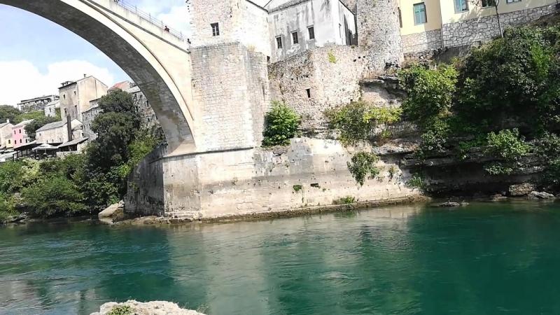 Мостар, Старый мост