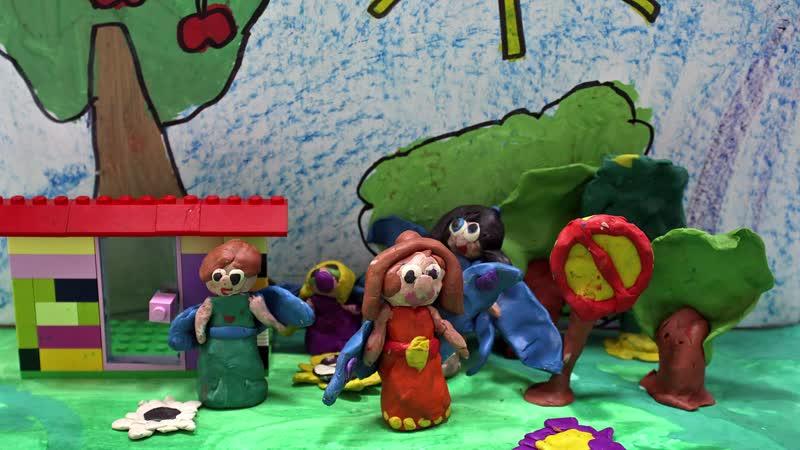 Феи мультфильм Тарлыгиной Виталины занятия младшая группа