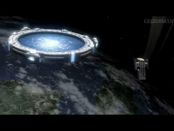 Stargate Atlantis Space Battles 4-EX.2