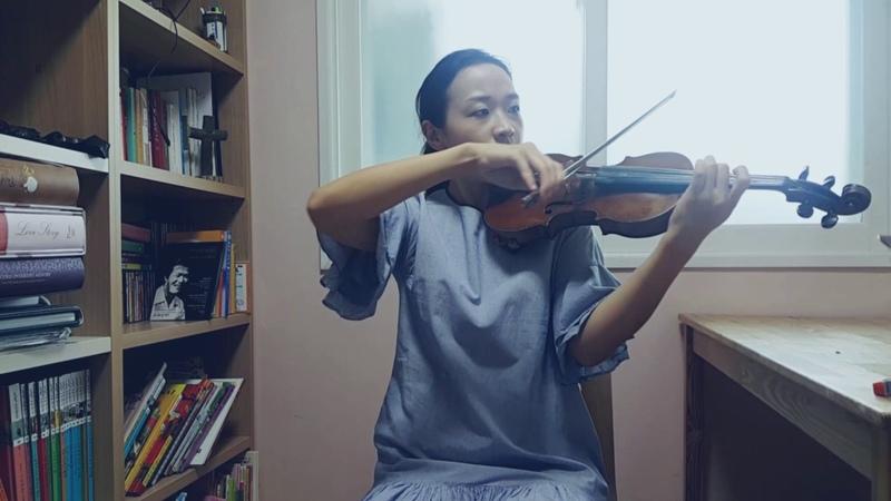 몬티 차르다시Vittorio Monti / Czardas 연주1:40부터⛛클릭.바이올린 레슨 강사 김민정 바이올475