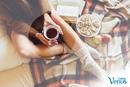 Горячий чай, теплые носки и самодельное печенье – хороший план для середины ноября! Девочки…
