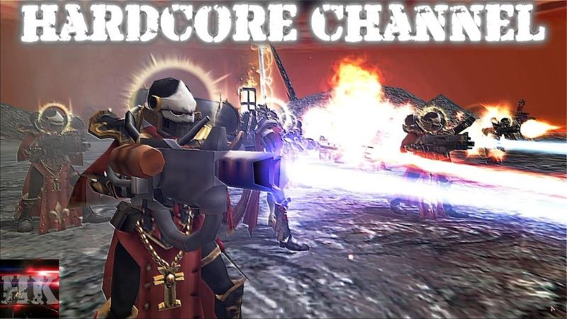 Warhammer 40 000 multiplayer Hardcore 218 Спящие красавцы