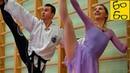 ТХЭКВОНДО — ЭТО БАЛЕТ И ТАНЦЫ Шаманин против балерины — кто больше преуспеет в чужом искусстве