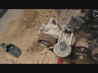 [Теория ДВС] Унылая Команда: Мы лохонулись и купили мёртвый двигатель за 5000 р (FIAT Regata 1.7D)