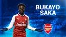 Bukayo Saka ● Goals, Assists, Skills - 2017/2018 ● Arsenal U18