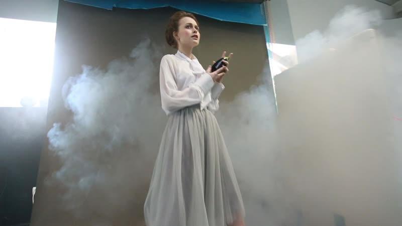 Совместная съемка Степана Марона и Марии Мироненко