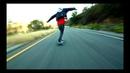 Longboarding downhill on highest speed Aidan Herrmann