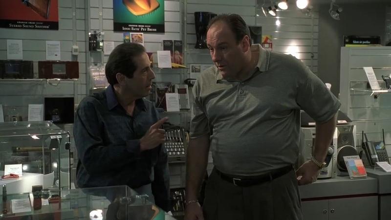 The Sopranos Клан Сопрано Мое не твое чтобы мне возвращать