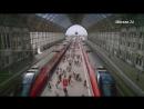 Эволюция Москвы. Киевский вокзал.