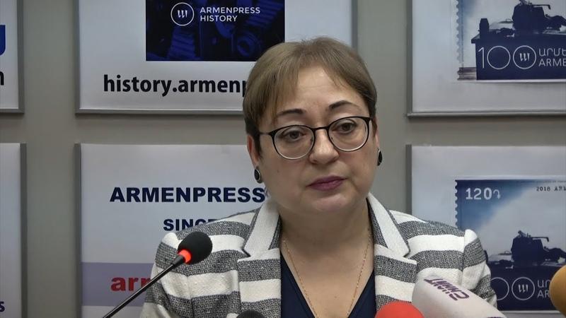 Марины Григорян Ադրբեջանը մի պետություն է, որտեղ հայ սպանելը հերոսություն է. Մարինա Գրիգորյան