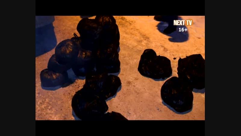 Полицейские Нефтекамска изъяли 149 килограммов насвая