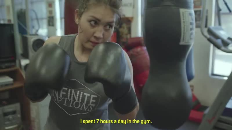LADY SPARTA _ профессиональный женский бокс в LA