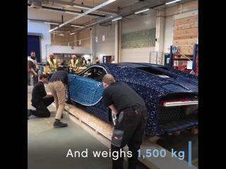 LEGO Technic - Build For Real Bugatti