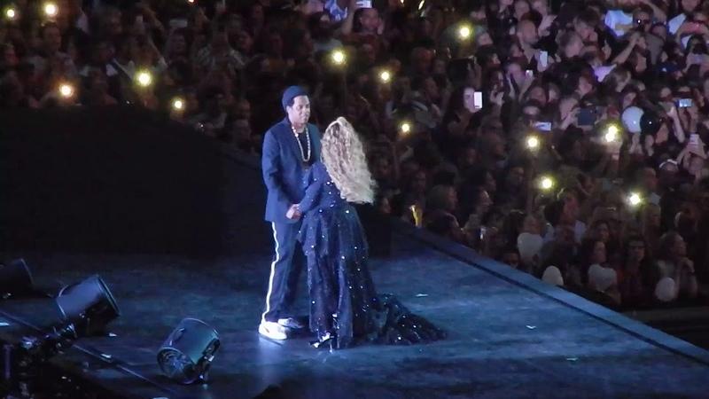 Beyoncé Jay Z OTR II - Forever YoungPerfect Duet (28.06.18 Berlin) HD