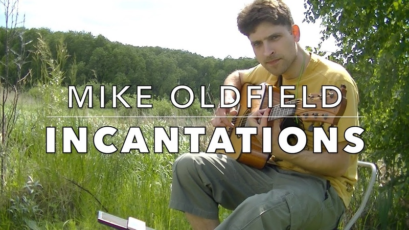 Mike Oldfield - Incantations - Part Four (Excerpt) [Fingerstyle Guitar Cover]