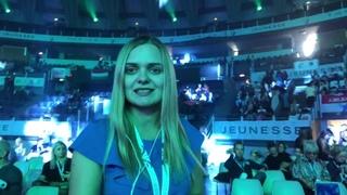 C приветом из Рима. Почему важно бывать на событиях ? Expo9 JNS