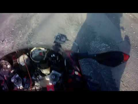Drunk89Ninja (Kawasaki ZX-9R) - Мотопрохват по России 2018 ч.1 ( Карабаш, Златоуст, Сим)