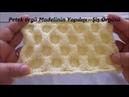 Petek Örgü Modeli Nasıl Yapılır - How to make honeycomb knitting model