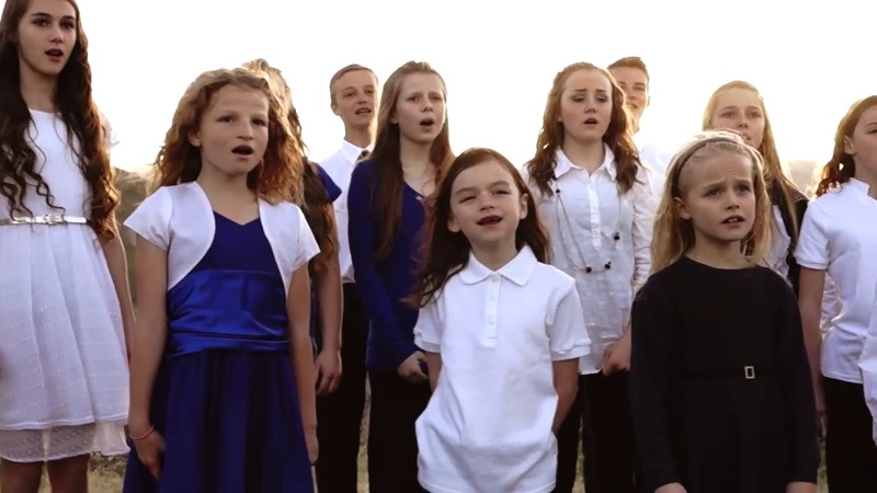 Hallelujah ft Vision Children's Choir Filmed at Sunrise!