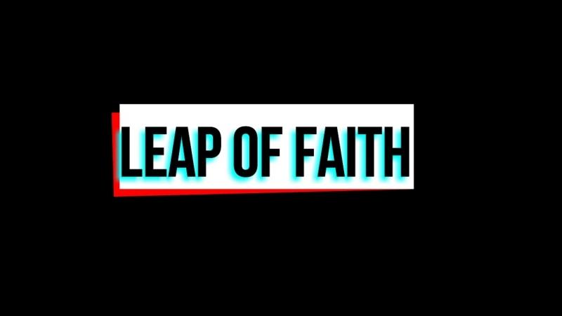 乡THE JUMP OF FAITH 乡