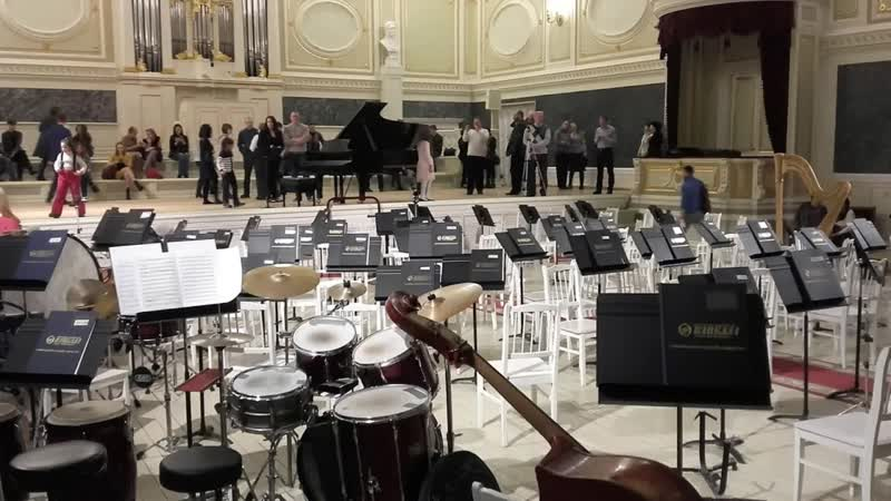 Иммерсивный концерт в Капелле (2018)