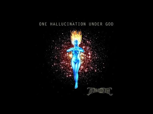 A Devil's Din - One Hallucination Under God (2017) Full Album [Psych/Hard Rock]