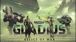 Warhammer 40,000: Gladius - Relics of War Orks Preview with Helping Hans