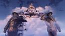 Живые обои - BioShock Infinite небо