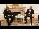 Борисов и Путин си припомниха връзката между България и Русия (снимки+видео) - Политика - Новини БГ