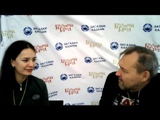 Интервью с волонтерами - Диляра