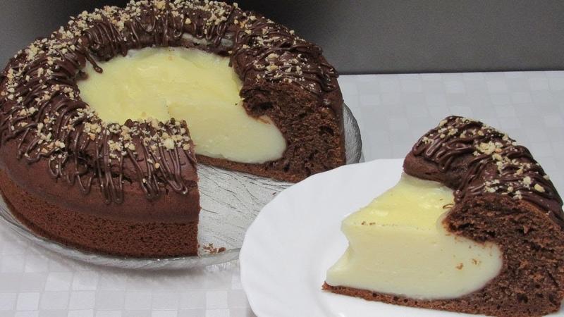 Я Влюбилась в этот Пирог! Божественный Пирог ВУЛКАН, а может даже ТОРТ. Pie Volcano