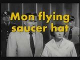 Chairlift - Le Flying Saucer Hat