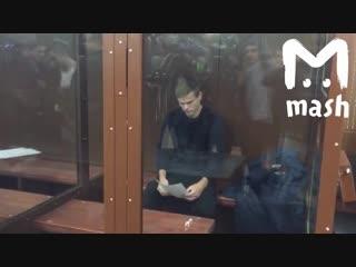 Речь Кокорина в суде