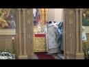 Хиротония во дьякона Геннадия Лопатенкова 29.08.2017