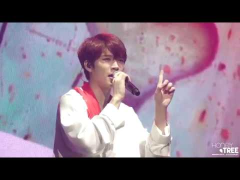 [04.11.18] Концерт Ухёна Arbor Day, день 3 | Nam Woohyun - Cactus (feat. Inspirit)