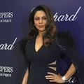 """Instant Bollywood Videos on Instagram: """"Gauri Khan arrive at Chopards 25th Anniversary Celebration.#GauriKhan #instantbollywood#instantbollywoodv..."""