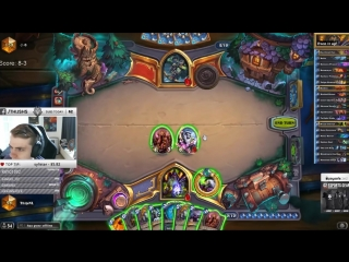 [Thijs Hearthstone] He Thinks We Won Just Because He Has 29 More HP